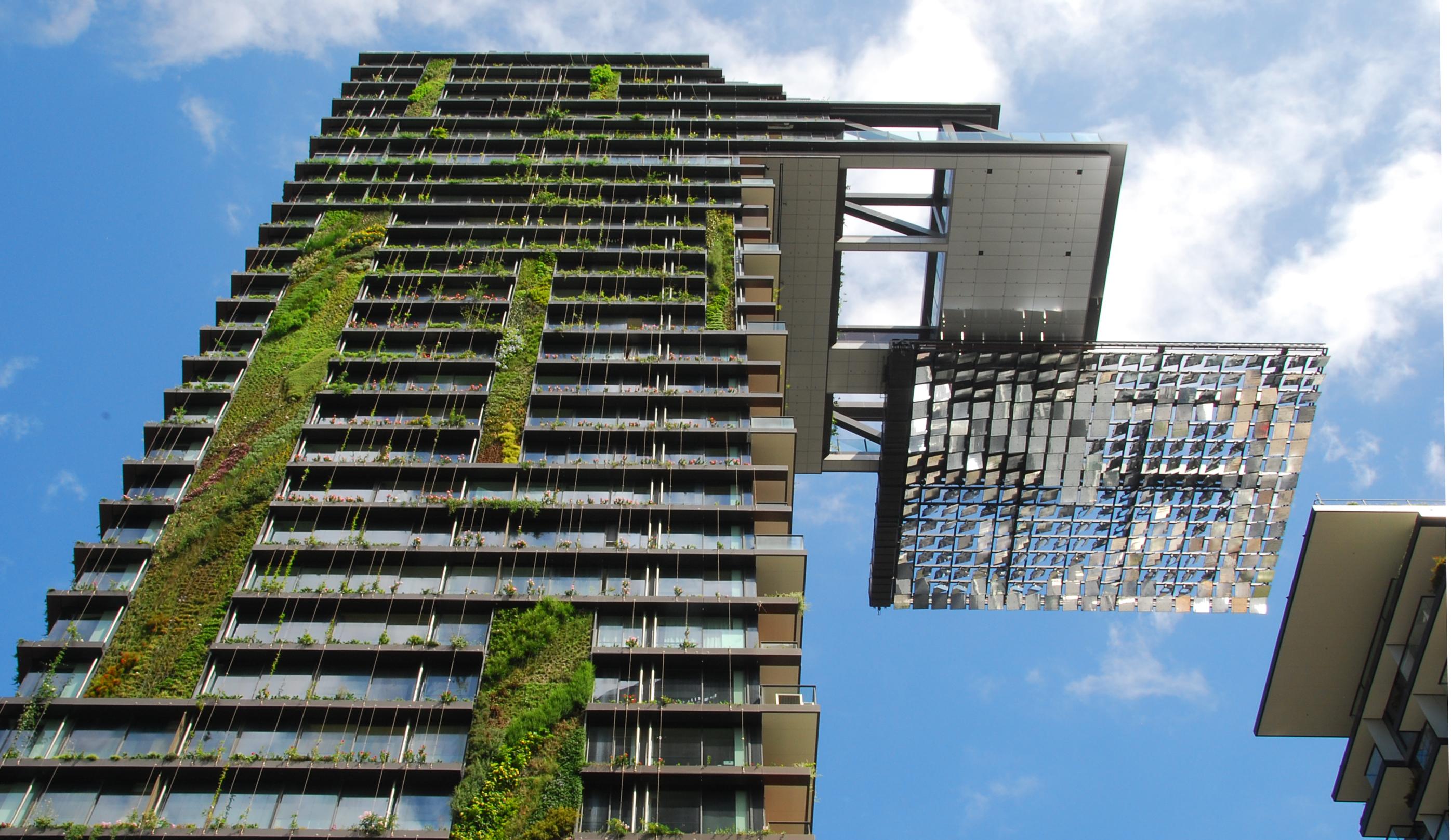 Premiers bâtiments modulables labellisés Biosourcés